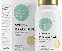 Wirkung eines Hyaluron Serums